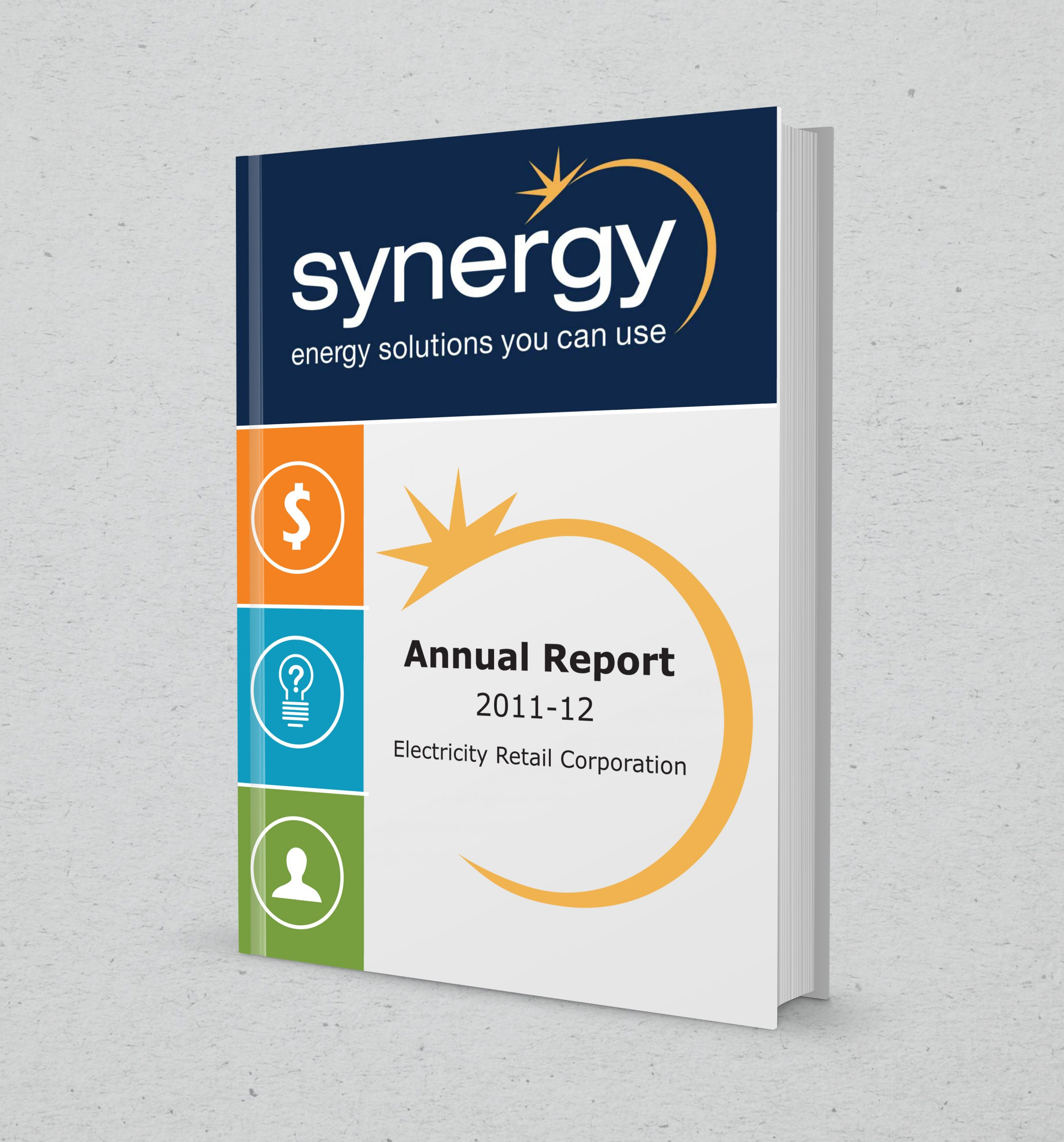 Annual report design a sample project cover by kassandra bowers lakazdi