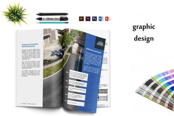 lakazdi graphic design service for professional document and marketing material for your small to medium business ongoing on time on brand reliable value Kassandra Bowers