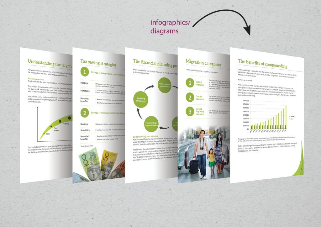 ebook design for both print and electronic publication