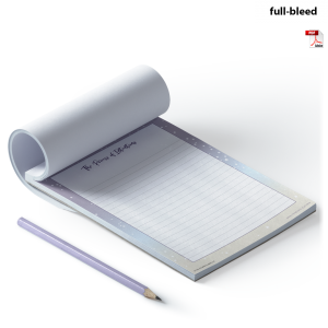 top quality, notepad, notepad, lined paper,
