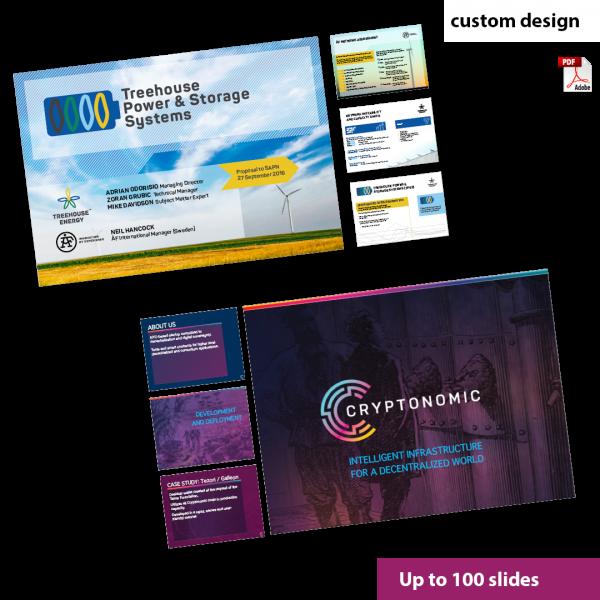 100% custom design