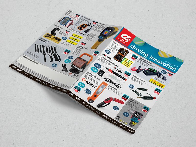 Kassandra Bowers Marsh Graphic Designer Lakazdi  catalogue design