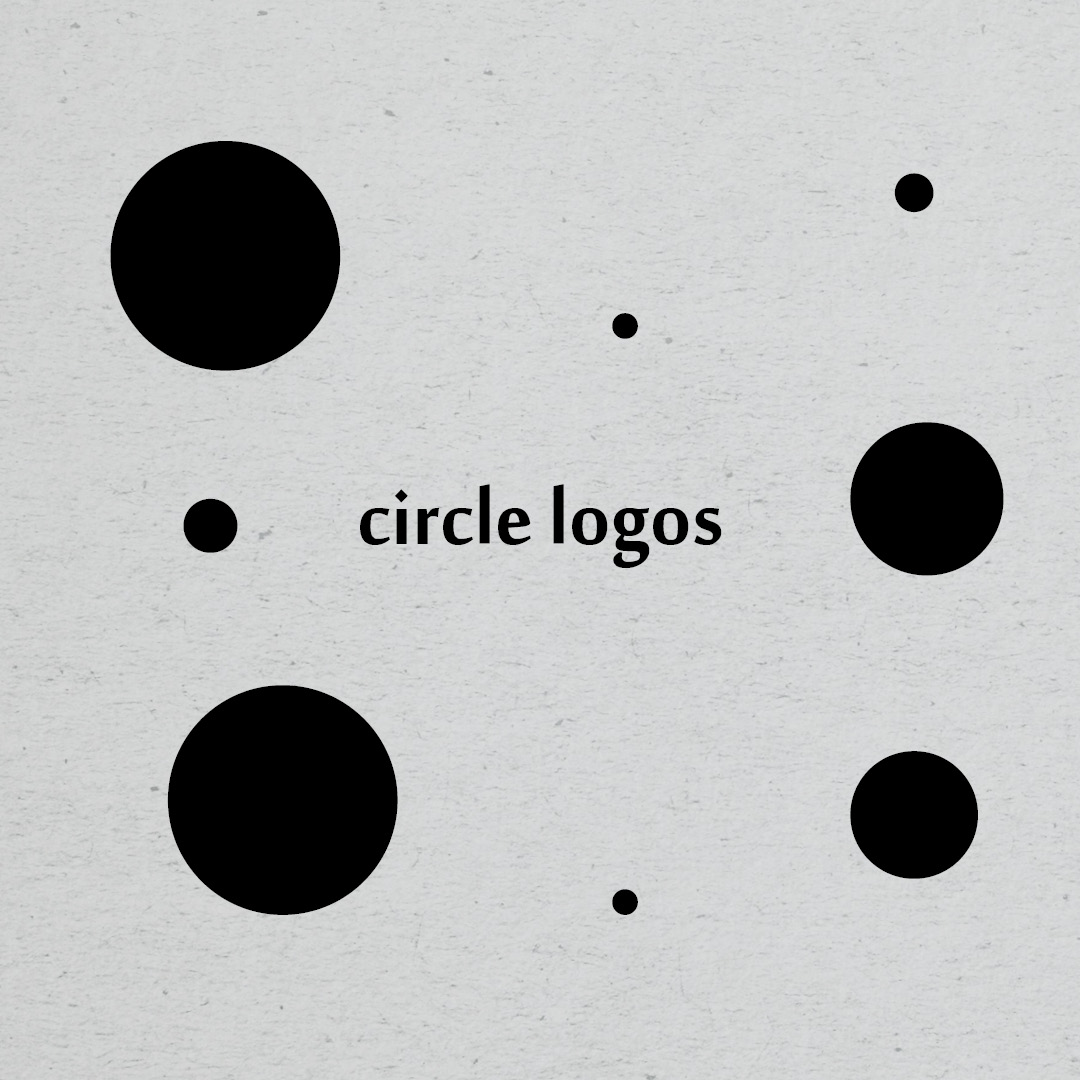circle logo design avatar graphic design branding ideas problems solutions