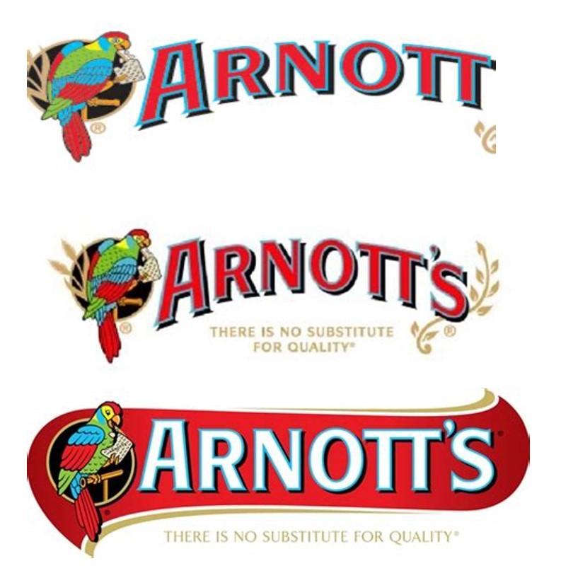 arnotts logo refreshing