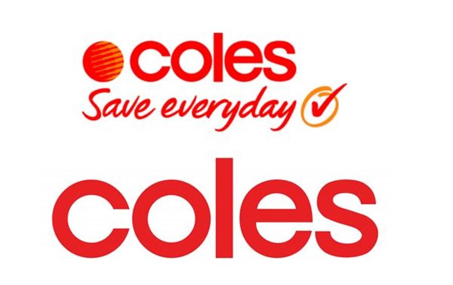 Coles updated logo