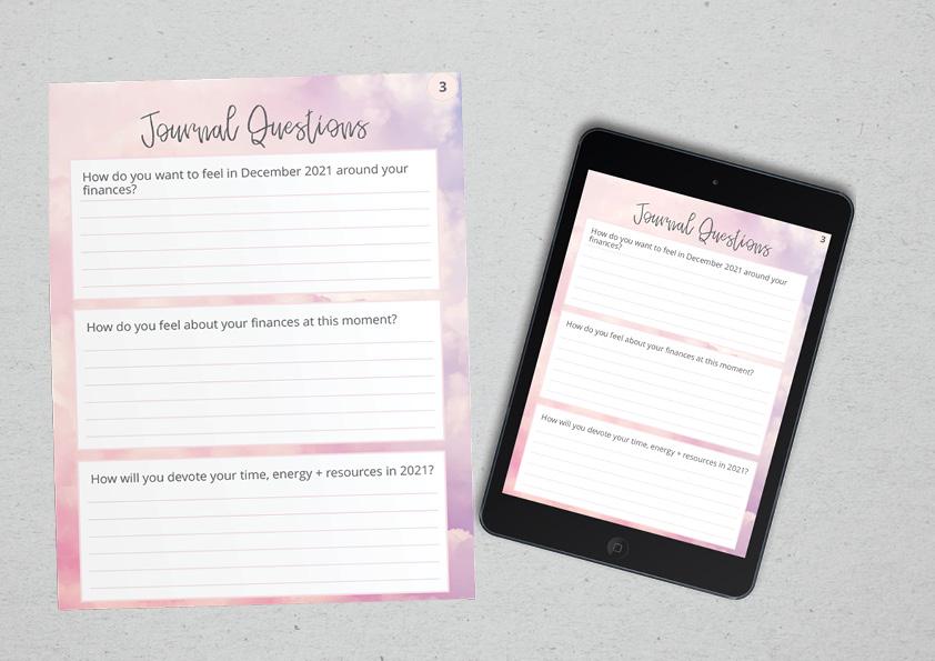 graphic design for powerpoint workbook template easy to edit by teacher journal style work book designed by Kassandra Marsh Lakazdi Brisbane Australia